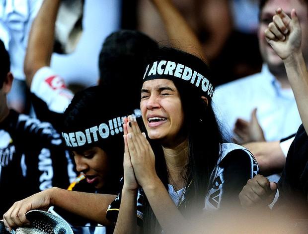 festa Atlético-MG torcida Libertadores (Foto: Marcos Ribolli / Globoesporte.com)