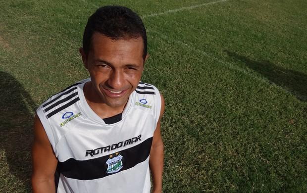 Leonardo - Afogadanse (Foto: Elton de Castro/Globoesporte.com)
