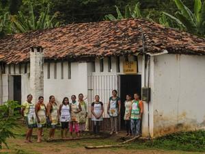 Memorial Casa de Farinha é um dos sete pontos de vivência oferecidos na cidade de Pilões aos turistas (Foto: Augusto Pessoa/Sebrae PB)