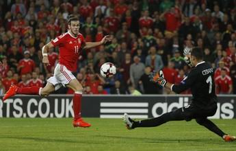 Bale faz dois, dá assistência, e Gales inicia eliminatórias com goleada