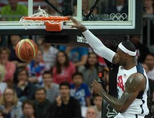 LeBron James EUA basquete recorde (Foto: Getty Images)
