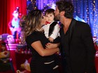 Veja fotos da festa de Sandro Pedroso e Jéssica Costa pelo 1 ano de Noah