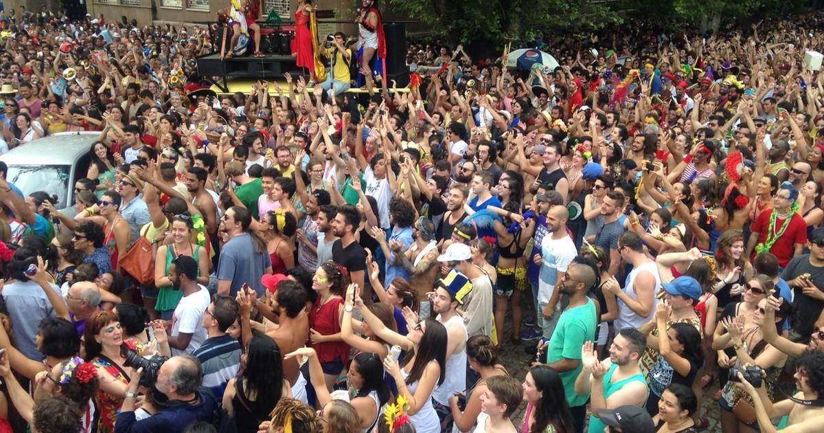 Carnaval de rua é destaque da agenda do fim de semana em Porto ... - Globo.com