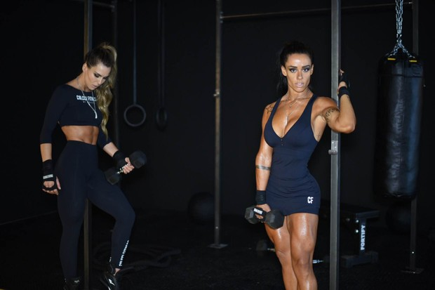 Gabriela Pugliesi, Camila Guper e Sue Lasmar (Foto: Divulgação)