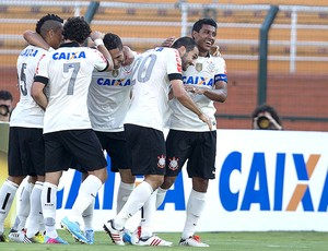 gol Corinthians Atlético Sorocaba (Foto: Daniel Augusto Jr. / Ag. Corinthians)