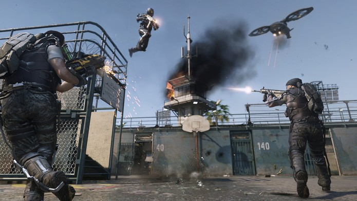 Call of Duy: Advanced Warfare (Foto: Divulgação)