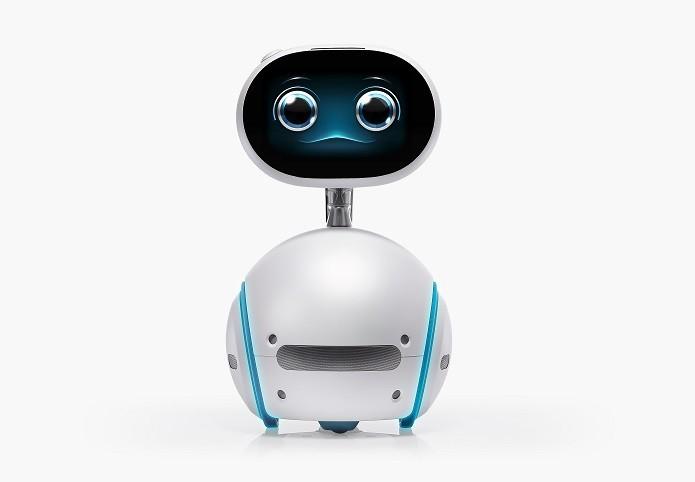 Zenbo é o robô da Asus que funciona como assistente e para segurança (Foto: Divulgação/Asus) (Foto: Zenbo é o robô da Asus que funciona como assistente e para segurança (Foto: Divulgação/Asus))
