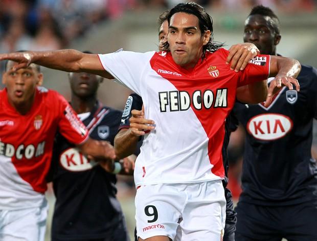 Falcao García Monaco Bordeaux (Foto: AP)