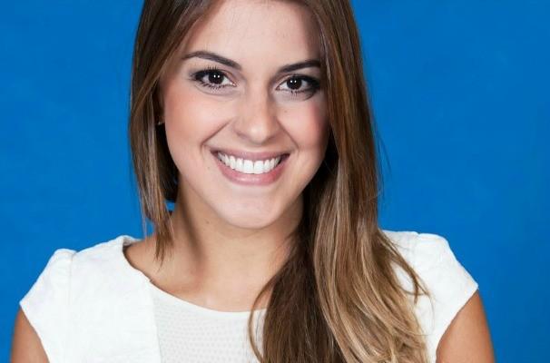 Angela nasceu em São Roque e foi vice-campeã do BBB 14 (Foto: Divulgação/BBB14)
