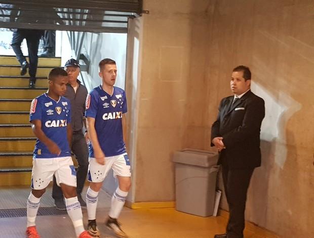 Élber; Ezequiel; Cruzeiro