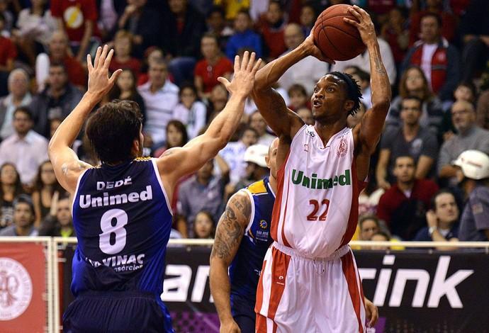 Paulistano basquete (Foto: Luiz Pires/NBB)