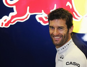 Mark webber rbr gp da europa (Foto: Agência Getty Images)