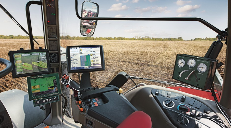 Monsanto desistiu de vender divisão de máquinas agrícolas (Foto: Divulgação)
