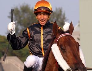 joao moreira, jockey (Foto: Arquivo Pessoal)