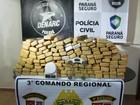 Polícia Civil realiza operação contra o tráfico de drogas no PR e MS