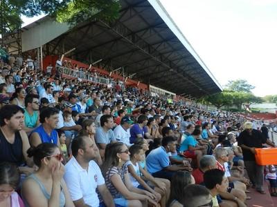 Estádio do ABC Foz do Iguaçu (Foto: Site oficial do Foz do Iguaçu/Divulgação)