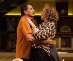 Evandro Mesquita e Ana Beatriz Nogueira em 'Rock story' | Tata Barreto/ TV Globo
