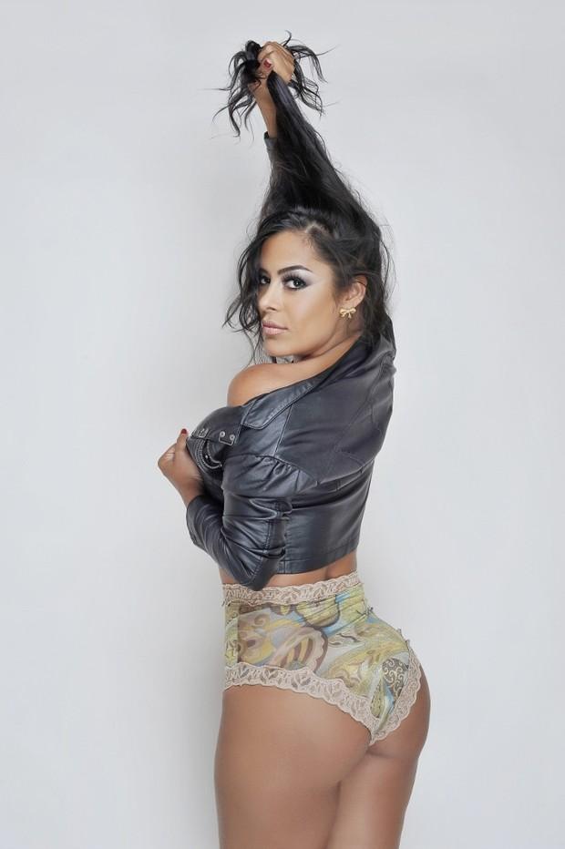 Larissa Riquelme (Foto: Guido Carvalho Thomaz Assessoria)