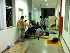 Estudantes desocupam UFSCar após acordo com reitoria sobre transporte