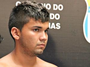 Felipe disse ser líder do grupo (Foto: Suelen Gonçalves/G1 AM)