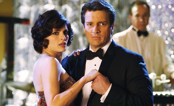 Ouça os sucessos que embalam as perigosas investigações de Castle e Beckett (Foto: Divulgação / Disney)