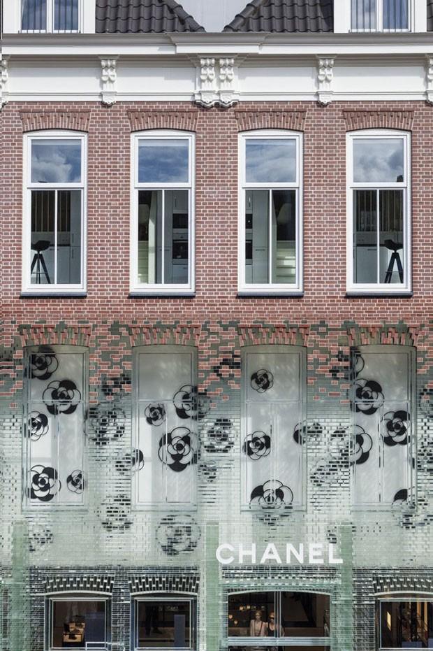 MVRDV, Crystal Houses, P.C. Hooftstraat, Amsterdam © 2016 (Foto: Divulgação)