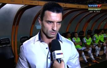 Apesar do jejum de vitórias, Júnior Rocha elogia elenco do Luverdense