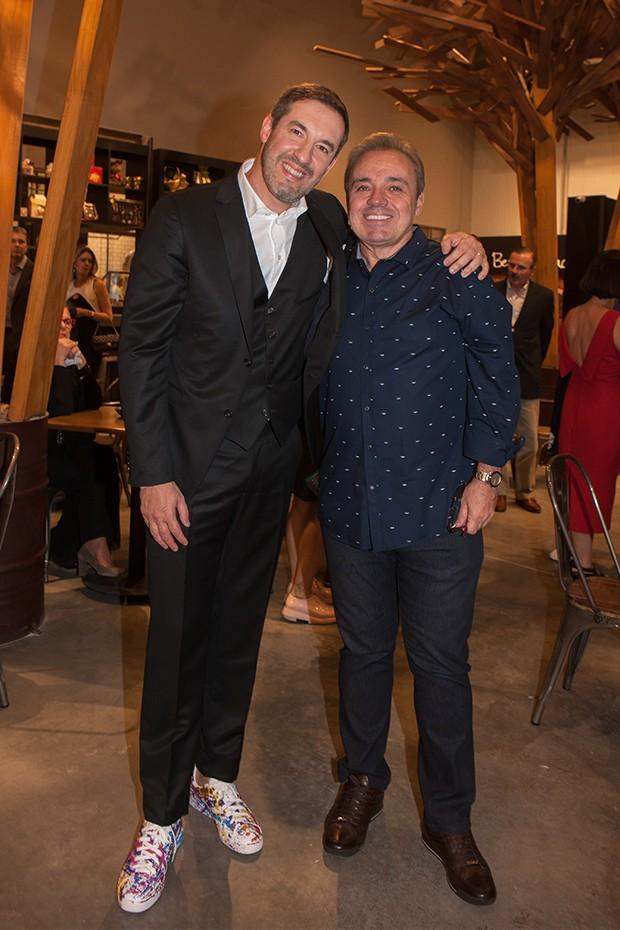 Alexandre Costa e Gugu (Foto: Lailson Santos/ Divulgação)