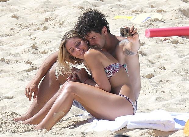 Alexandre Pato e Sophia Mattar (Foto: Grosby Group)