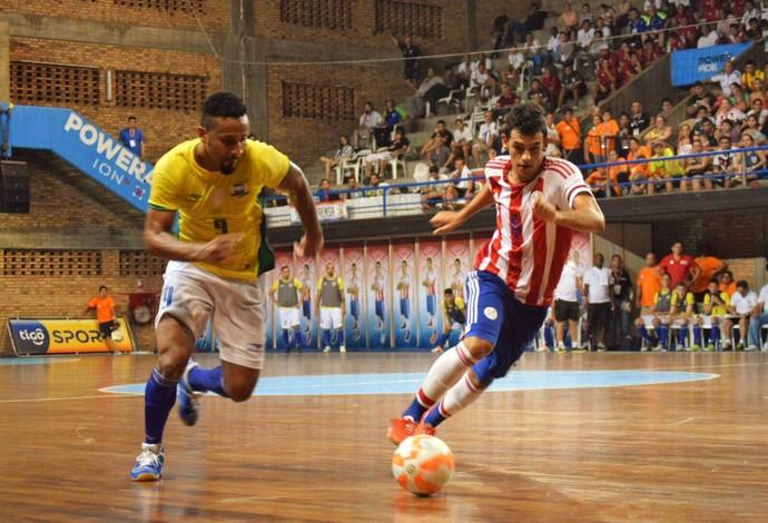 Jé Brasil Paraguai Eliminatórias Mundial de Futsal (Foto  Luis  Domingues CBFS) 58f0511769b72