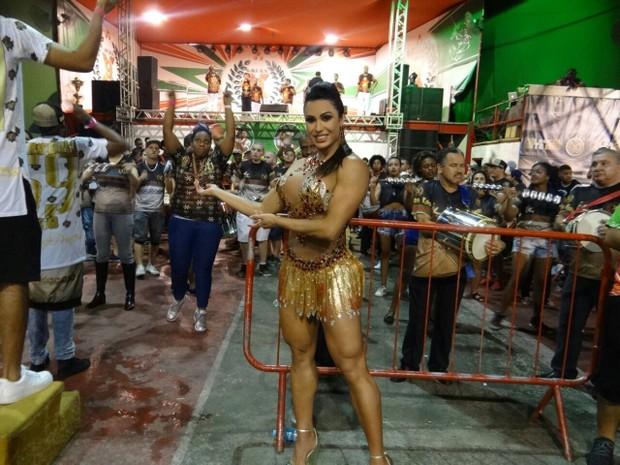 Gracyanne Barbosa (Foto: R2assessoria/Divulgação)