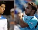 Bellucci enfrenta Wawrinka e tabu de sets contra campeões de Grand Slam