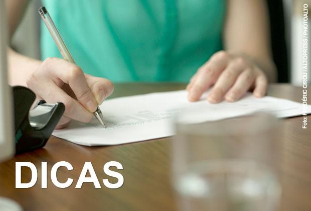 Dicas (Foto: G1)