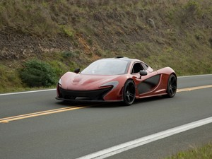mclaren p-1 no filme need for speed (Foto: Divulgação)
