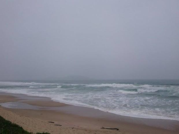 Quarta-feira (4) deve ter o predomínio de nuvens em SC (Foto: Carolina Lopes/G1)