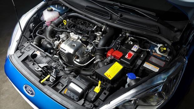 Ford Fiesta 1.0 EcoBoost (Foto: Leo Spósito / Autoesporte)