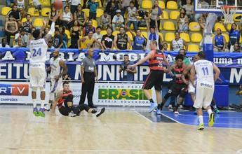 Mogi das Cruzes bate o Vitória e segue sem perder em casa no NBB 8