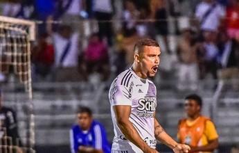 """William Pottker: """"Não fiz falta para o Corinthians e não fez falta para mim"""""""