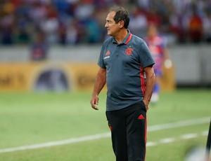 Flamengo, Muricy Ramalho, Arena Castelão, Copa do Brasil (Foto: JL Rosa/Agência Diário)