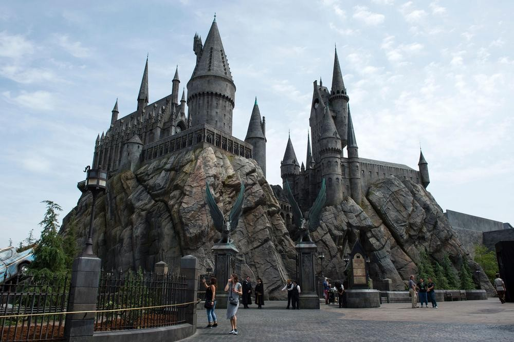 The Wizarding World Of Harry Potter - Universal Studios Hollywood (Foto: Divulgação)