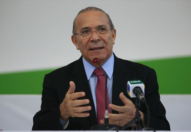 O ministro da Casa Civil, Eliseu Padilha (Foto: José Cruz/Agência Brasil)