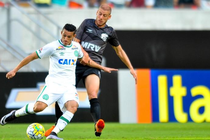 Santa Cruz x Chapecoense Série A (Foto: Aldo Carneiro / Pernambuco Press)