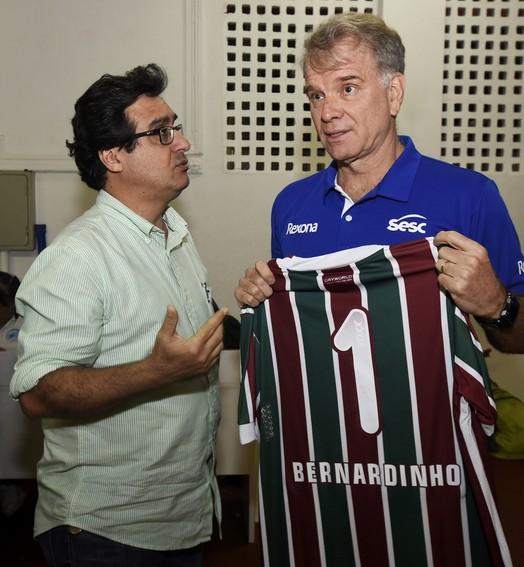 projeto (FOTO DE MAILSON SANTANA/FLUMINENSE FC)