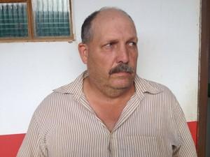 Americano acusado de fraude é preso nesta quarta-feira, 25, em Ariquemes, RO (Foto: Polícia Civil/Divulgação)