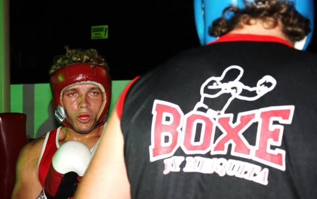 3° Jampa Boxe, Boxe, João Pessoa, Paraíba (Foto: Divulgação / Federação Paraibana de Boxe)