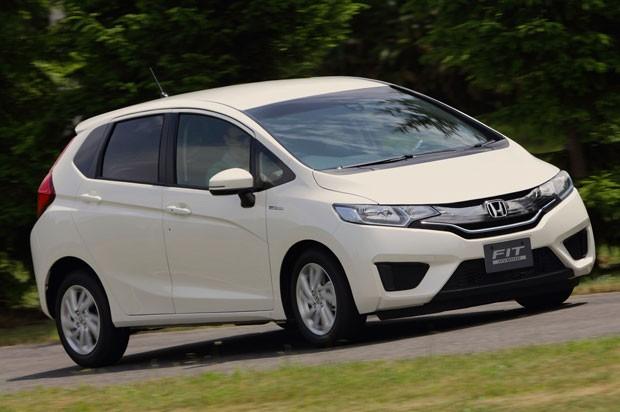 Fit Hybrid terá câmbio automático de dupla embreagem e sete marchas (Foto: Divulgação)