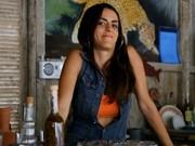 Selma desvenda os mistérios do 'Boto' (Além do Horizonte / TV Globo)