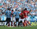 """Inter vê ato de """"covardia"""" em socos de Edílson e estuda medidas jurídicas"""