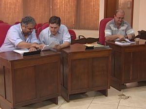 Três vereadores vão conduzir a Comissão Especial Inquérito  (Foto: reprodução/TV Tem)