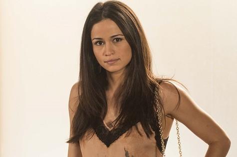 Nanda Costa (Foto: Ellen Soares/ TV Globo)